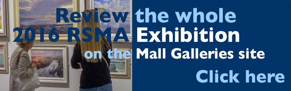 RSMA 2016 Exhibition - visit the Mall Galleries site to view all the worksin the exhibition